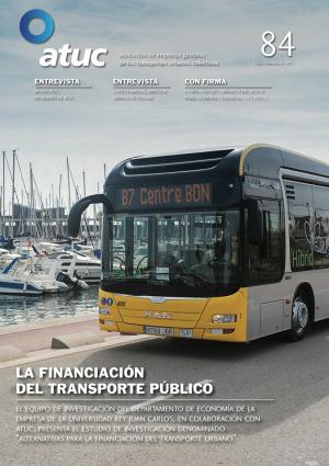 La financiación del transporte público