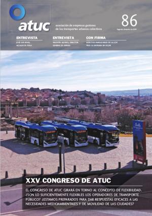 XXV Congreso de Atuc