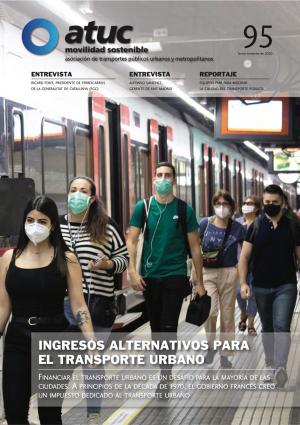 Ingresos alternativos para el transporte público