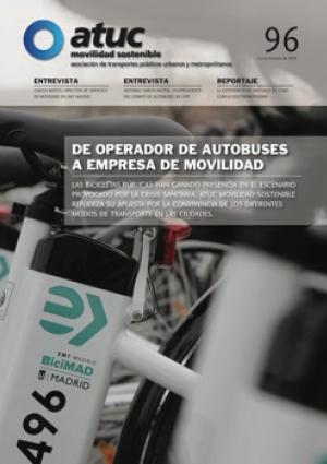 De operador de autobuses a empresa de movilidad