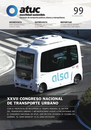 XXVII Congreso Nacional de Transporte Urbano