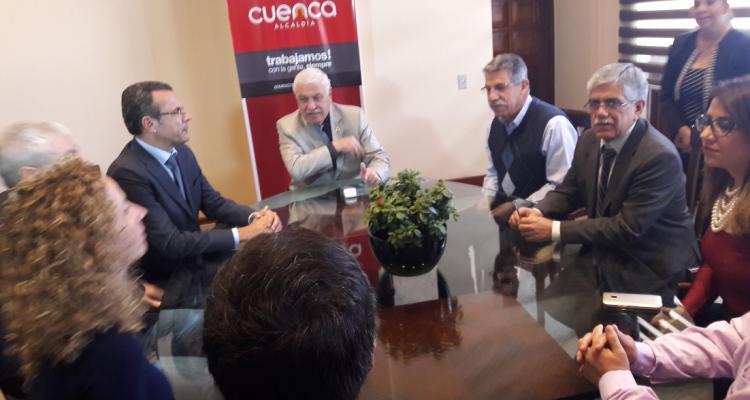Adjudican a Metrotenerife la asistencia técnica de un tranvía en Ecuador