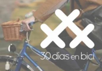 30 días en bici: una iniciativa para promover el uso de la bici como medio de transporte