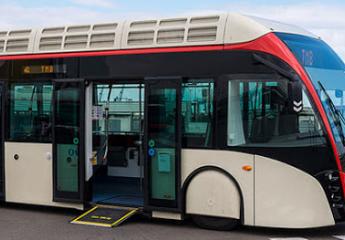 TMB incorpora mejoras de accesibilidad en los nuevos autobuses de Barcelona