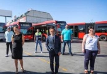 Alsa utilizará su experiencia en 30 ciudades para mejorar el transporte en Granada