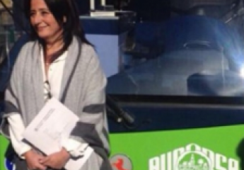 Ana Tamayo, nueva gerente de Autobuses de Córdoba