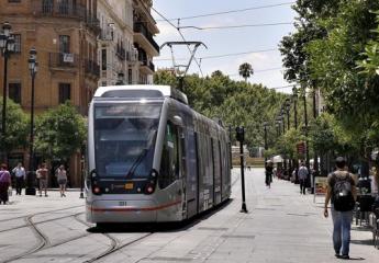 Aprobada la ampliación del tranvía de Sevilla hasta la estación de Santa Justa