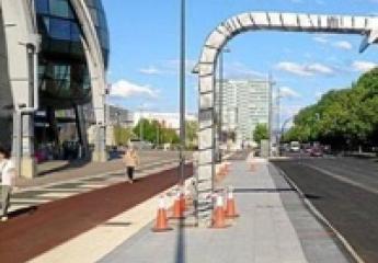 El autobús eléctrico se abre paso por Vitoria-Gasteiz