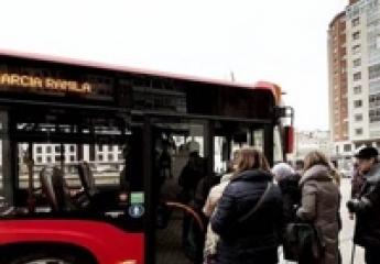 Autobuses de Burgos gana mil usuarios al día