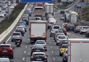 Las autopistas de más carriles no evitan los atascos