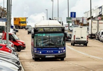 Auvasa proyecta un bus a la demanda para polígonos de Valladolid