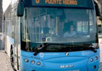 Avanza renueva el contrato del transporte urbano de Segovia