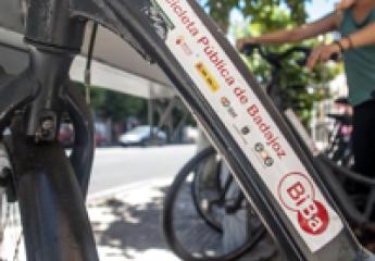 Badajoz adjudica por 608.166 euros el mantenimiento del servicio de préstamo bicicletas BiBa