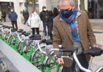 Badajoz amplía el servicio de bicicletas e incluye novedades