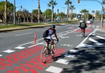 Todos los barrios y pedanías de Murcia tendrán puntos de alquiler de bicicletas y patinetes eléctricos