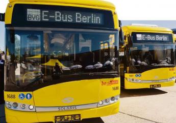 Berlín dejará de comprar buses convencionales en 2020y tendrá una flota 100% eléctrica en 2030