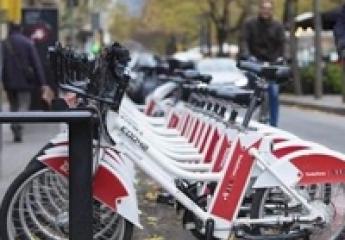 La bici y coche compartidos pasan a ser considerados transporte público por las empresas del sector