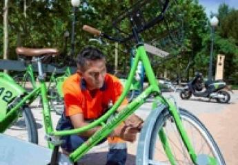 Bicicas revalida otro récord en 2019 con 913.150 préstamos en Castelló