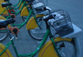 La bicicleta pública de Girona, Girocleta, estrena una nueva estación e incorpora 50 nuevas bicis
