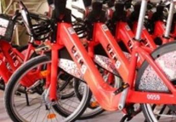 Las bicis del Bicing eléctrico de Barcelona se triplican desde abril