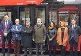 Bilbao apuesta por el autobús eléctrico