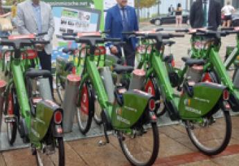 Bilbao contará con 100 nuevas bicicletas eléctricas gracias al acuerdo suscrito por Iberdrola con Bilbaobizi