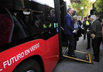 Bilbao renovará su flota solo con autobuses ecológicos