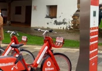 Bizkaia impulsa la bicicleta pública en todos sus municipios