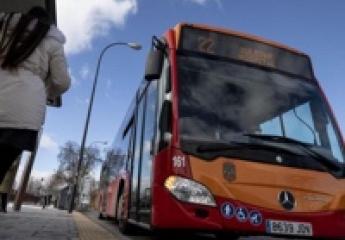 Burgos impulsa un proyecto para pagar el bus con tarjeta