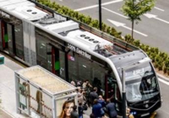 Se presenta el Bus Eléctrico Inteligente, que funcionará en Vitoria-Gasteiz a partir de 2020