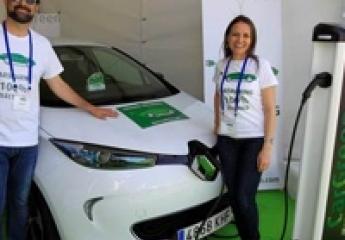 CarGreen lanzará el 'carsharing' en València con un centenar de coches eléctricos