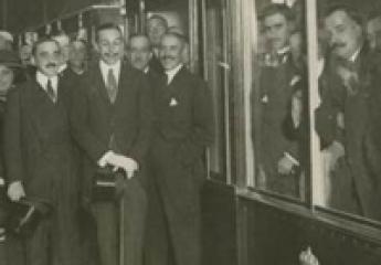 """Centenario del Metro de Madrid: el """"tranvía subterráneo"""" se estrenó con 56.220 viajeros"""
