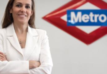 La consejera delegada de Metro de Madrid, reconocida como ingeniera industrial del año