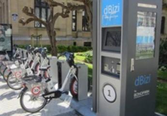 Dbus gestionará dBizi, el sistema de bicicleta pública de San Sebastián