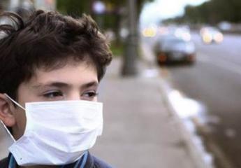 El aire urbano no es apto para niños