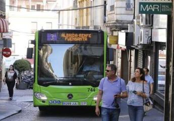 El Ayuntamiento de Córdoba comprará 16 autobuses híbridos para Aucorsa
