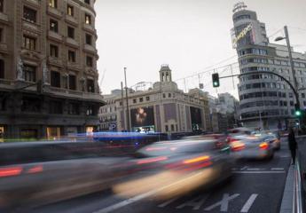 El uso del coche en Madrid se ha reducido un 20% en los últimos 12 años