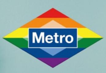 Los empleados de Metro de Madrid recibirán formación en la lucha contra la LGTBIfobia