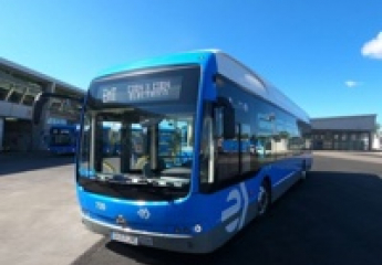 EMT Madrid recibe 30 nuevos autobuses eléctricos