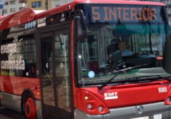 EMT València comprará otros doce autobuses híbridos