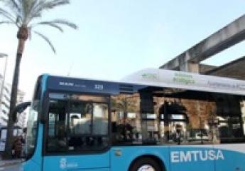 Emtusa Huelva suma diez nuevos autobuses a su plan de renovación de la flota