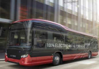 Estocolmo probará autobuses autónomos en una línea regular y con pasajeros