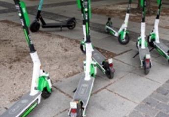 Un estudio cuestiona el bajo impacto ambiental de los patinetes eléctricos de alquiler