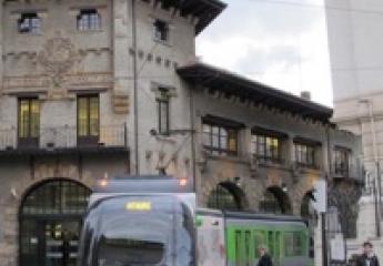 Euskotren incrementará su flota en Bilbao con tres tranvías de mayor capacidad