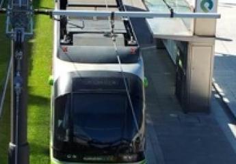 Euskotren prepara el tranvía de Bilbao para poder operar con unidades más largas