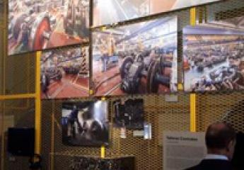 """La exposición """"100 años de Metro de Madrid"""" muestra un recorrido por su pasado"""