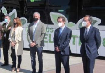 La flota de Avanza en Zaragoza sumará 68 nuevos vehículos eléctricos tras una inversión de 46 millones