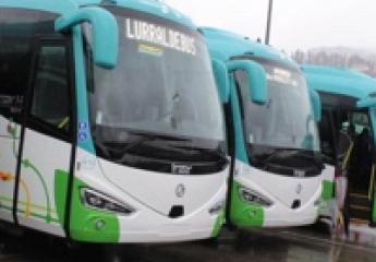 Gipuzkoa incorpora 30 híbridos en las líneas interurbanas operadas por Alsa