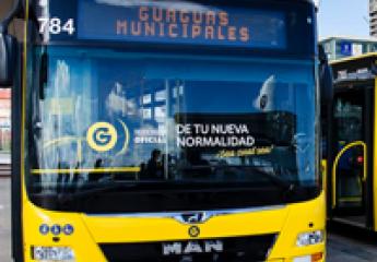 Guaguas presenta 24 nuevos vehículos para Las Palmas de Gran Canaria