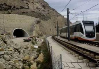 Tram d'Alacant probará el túnel de Serra Grossa desde octubre: la clave de la puntualidad de la red